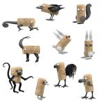 Monkey Business Дисплей для декоров для винной пробки Animals арт. MB440