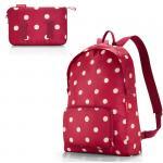 Рюкзак складной Mini maxi ruby dots