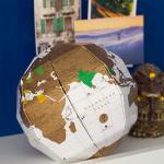 Глобус True world со стирающимся слоем арт. 0904