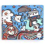 Бумажник Crazy арт. NW-032