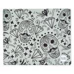 Бумажник Skulls арт. NW-039