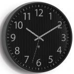 Umbra Часы настенные Pertime черные арт. 118422-040