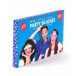 Очки для вечеринки Crazy