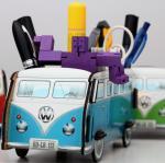 Настольный органайзер VW T1 Camper - синий
