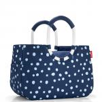 Reisenthel Сумка Loopshopper M spots navy арт. OS4044