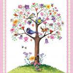Салфетки Love Tree бумажные 20 шт.