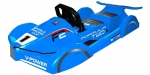 Санки Gimpel Formula (синие)