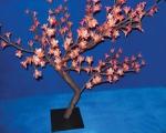 """Светящиеся дерево """"Яблоня Цветущая"""" 192диода, 67 см (розовый)"""