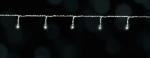 Электрическая гирлянда (холодный белый) для дома и улицы,  длина 952см, 120 ламп
