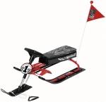 Снегокат Alpen Bike (красно-черный)