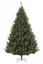 Искусственная елка Имперская с шишками 215 см