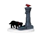 Собачка у питьевого фонтана 9*7,1*4,2 см арт. o-04231