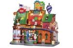 Фабрика игрушек, 23*26*18 см арт. o-25442
