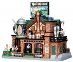 Пивоваренный завод Юлештайнера, адаптер, свет, звук, движение. 27*30,5*18,4 см арт. o-05073
