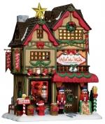 Рождественский магазин, 21,9*17,1*12,5 см арт. o-15212