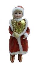 Кукла Снегурочка 45 см