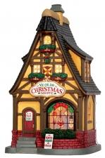 Рождественский магазин ,12,8*22,7*12,4 см. арт. o-55902