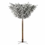 Искусственное дерево Лексингтон заснеженное 230 см