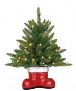 Christmas Market Настольная елочка Emily в сапожках арт. CM13-015