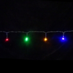 Электрическая гирлянда Luca lights 720 см (разноцветная) 96 ламп