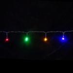 Электрическая гирлянда Luca lights 1440 см (разноцветная) 192 ламп