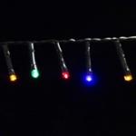 Электрическая гирлянда Luca lights 2760 см (разноцветная) 368 ламп