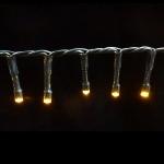 Электрическая гирлянда Luca lights 2760 см (теплый белый) 368 ламп