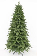 Искусственная ель Шервуд Премиум FULL РЕ 215 см зеленая (100% литая хвоя)