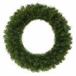 "Декор круг ""Колорадо"" зеленый, диаметр 45 см"