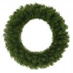"Декор круг ""Колорадо"" зеленый, диаметр 90 см"