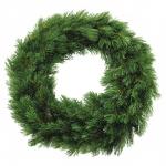 """Декор круг """"Лесная красавица"""" диаметр 60 см"""