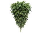 Елка-перевертыш пристенная Лесная красавица 90 см