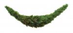 "Декор ""Лесная красавица"" зеленая (180*36 см)"