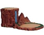 Горы с водопадом 48*20,5*29 см